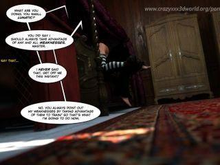 3D 만화 : 유산.에피소드 18