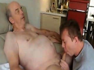 할아버지와 먹는