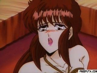 헨타이 시녀가 빌어 먹을 머리에 오르다.