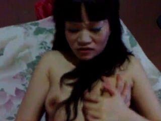 중국 여자 아마추어 호위