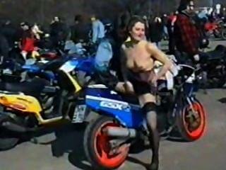 깜짝 오토바이 bimbo