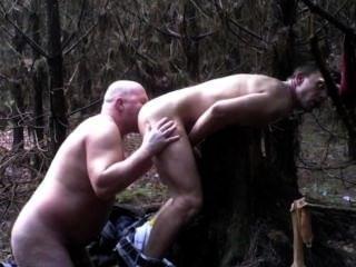 녀석들이 숲속에서 크루즈를 타며 빌어 먹을 # 2