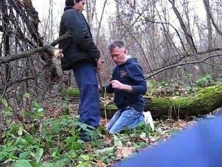 숲에서 순항하는 것. .. 빠는 것!!