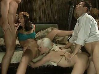 이집트 빌어 먹을 휴가 angelica mirai와 sandra dark foursome