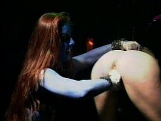 록키치 전체 콘서트 주먹 섹스와 딜도 라구 딜도 게임 무대에서 라이브