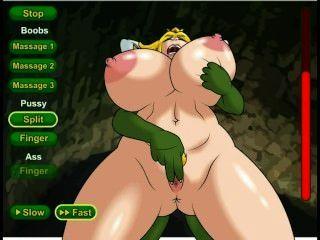 공주 암컷 헨타이 섹스 게임 (닌텐도)