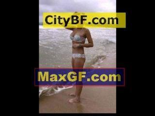 바람둥이 사진이 온라인으로 유출 된 후 하와이에있는 린제이 로한 비키니
