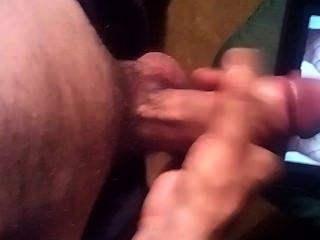 그 섹시한 버릇없는 더러운 야생 매력적인 엉덩이에 내 뜨거운 정액