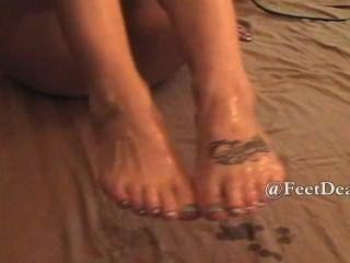 footdeal 가을 bodell 피트 떨어져 보여주는!