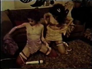 레즈비언 엿보기 쇼 루프 647 70 년대와 80 년대 장면 4