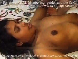 인도의 십대 매춘부