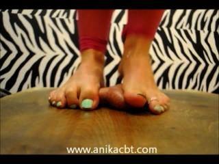 anika stamp 그녀의 노예 거시기 www.anikacbt.com