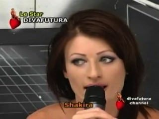 divafutura 섹시한 클립 shakira