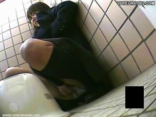 비밀의 화장실 카메라 도촬 여자 자위