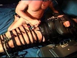 cbt electrostim에 대한 straitjacket 준비