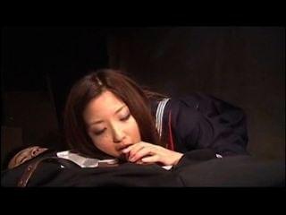 살롱 유니폼 여학생 돔 3