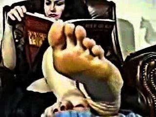발 여신 1
