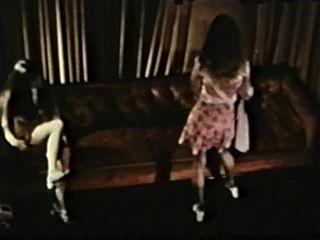 레즈비언 피플 쇼 루프 588 60 대 70 년대 장면 2