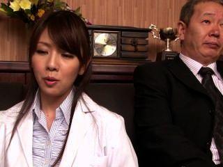 음란 한 간호사 1 복종의 의료 기록