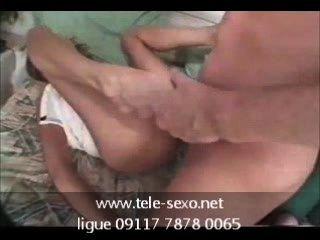 빨간 머리에 대한 고통스러운 항문 tele sexo.net 09117 7878 0065