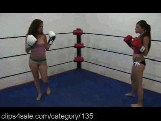 clips4sale.com에서 여성 권투