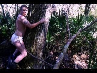내 기저귀에 플로리다에있는 나무를 부딪 치다.