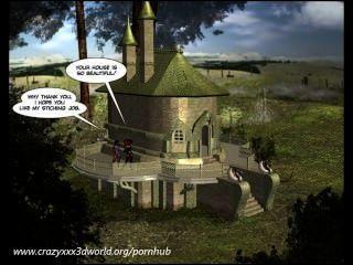 3d 만화 : nienna.에피소드 2