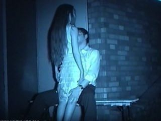 적외선 도촬 야간 섹스