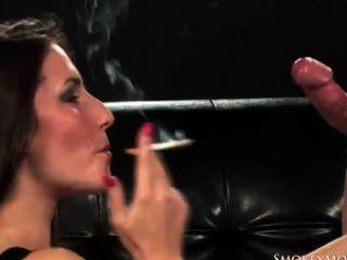섹스 도중 흡연