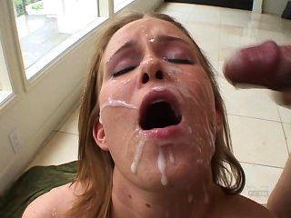 정자 중독자 6 sasha knox mega facial
